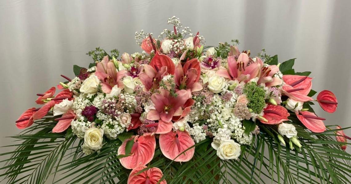 گل رومیزی