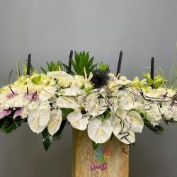 گل رو میزی کد 10137