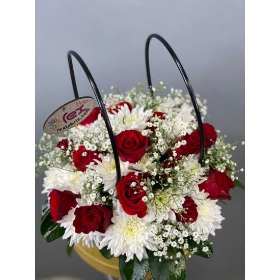 باکس گل خواستگاری